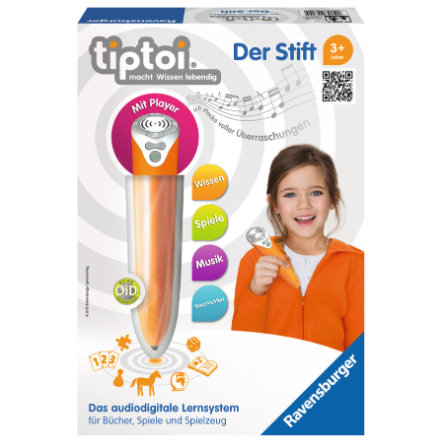 RAVENSBURGER tiptoi®2 - Der Stift mit Player 00700