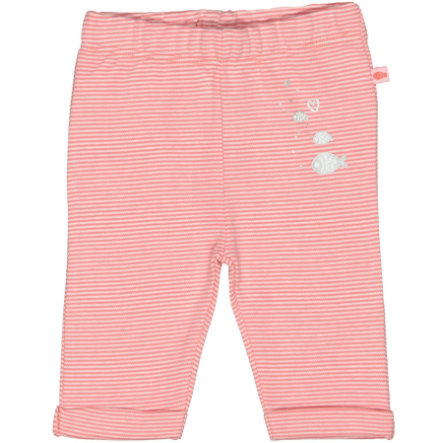 STACCATO Girls Leggings soft coral Streifen
