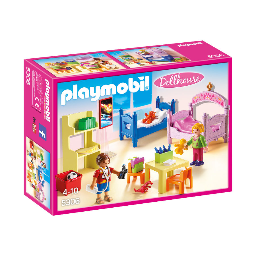 PLAYMOBIL® Dollhouse Romatik-Bad 5306