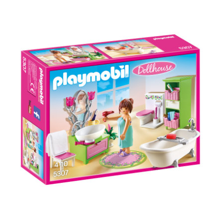 PLAYMOBIL® Dollhouse Sala da bagno 5307