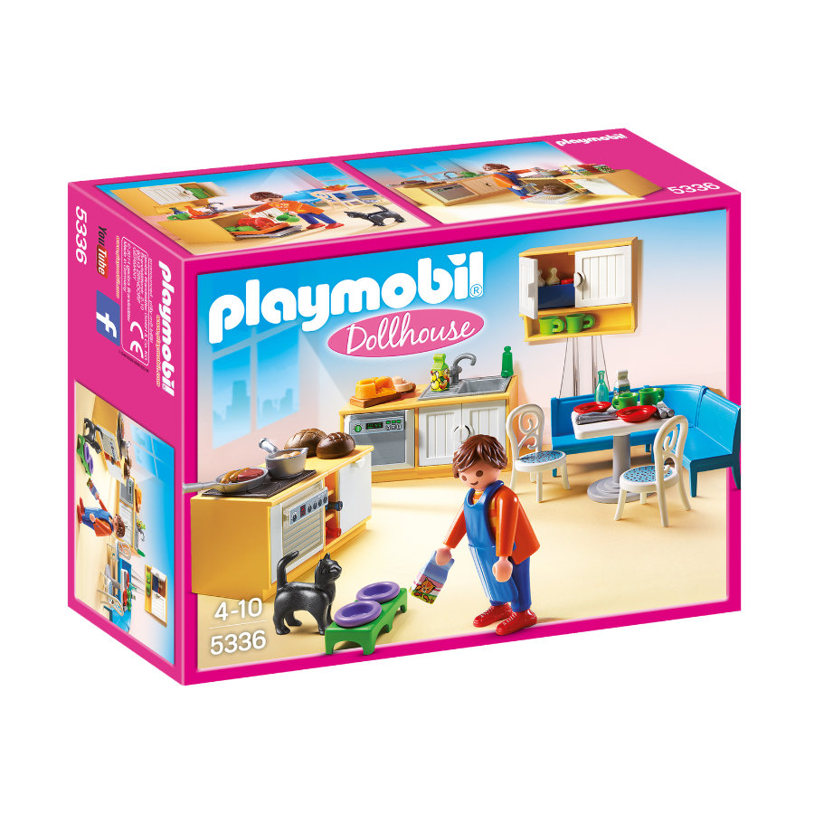 PLAYMOBIL® Dollhouse Cucina 5336