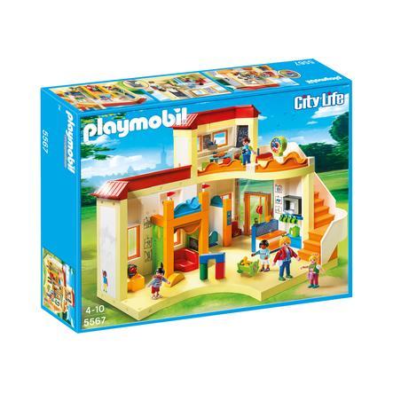 PLAYMOBIL® City Sunshine Preschool 5567