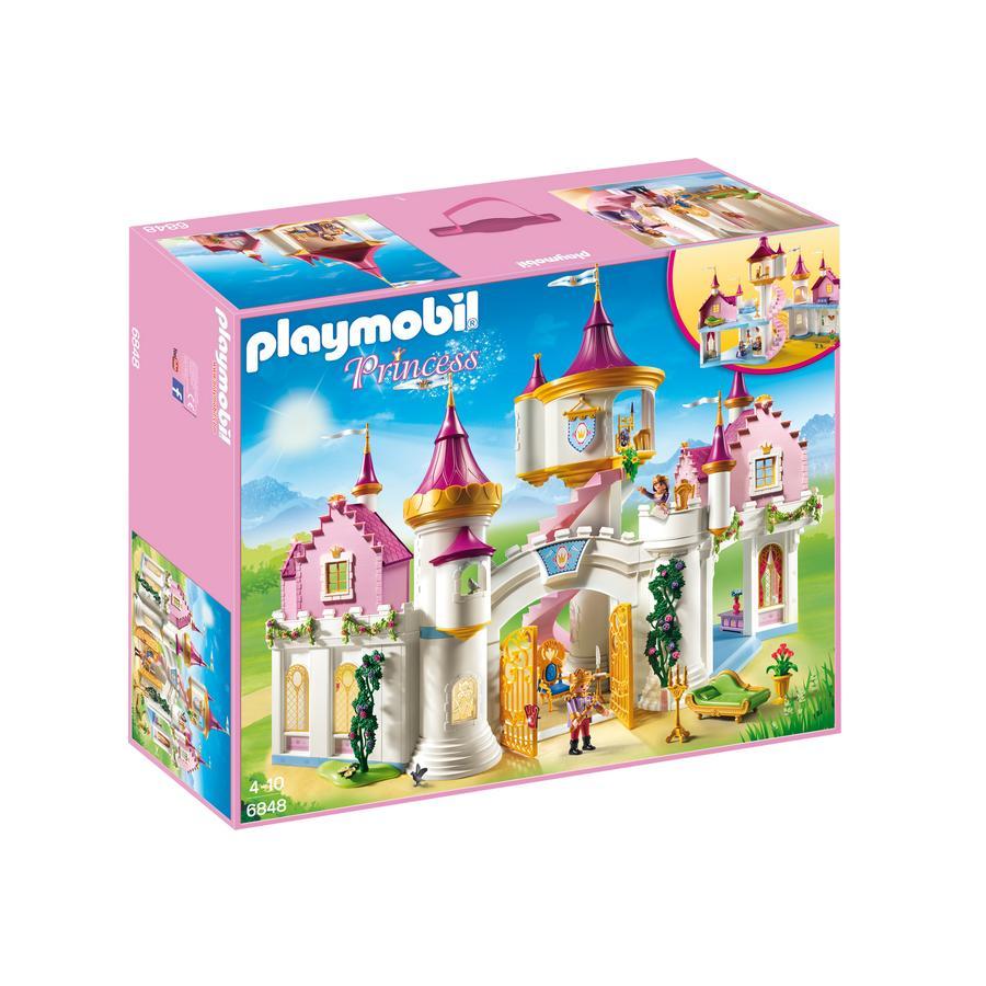 PLAYMOBIL® Princess Zámek pro princeznu 6848