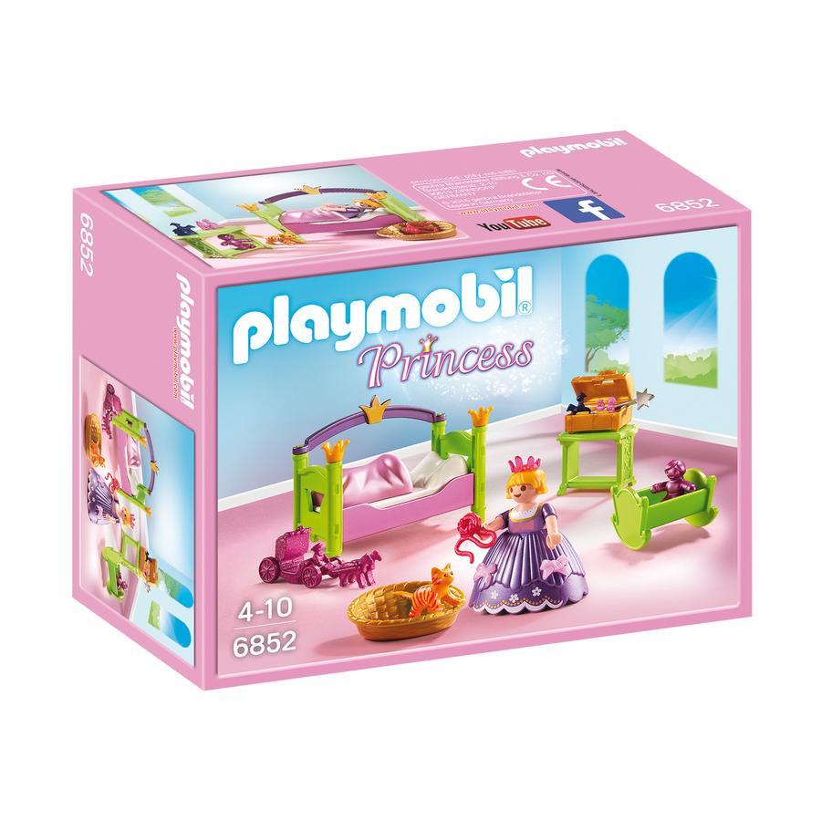 PLAYMOBIL® Princess Cameretta della principessina 6852