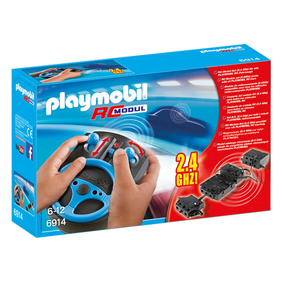 PLAYMOBIL® RC-Modul-Set 2,4 GHz 6914