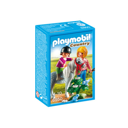 PLAYMOBIL® Country Ponnypromenad 6950