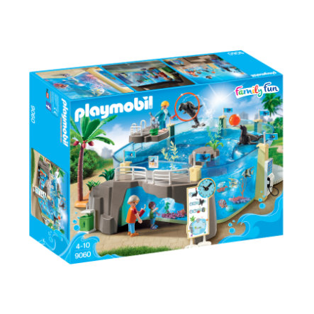 PLAYMOBIL® Family Fun Grande Acquario 9060