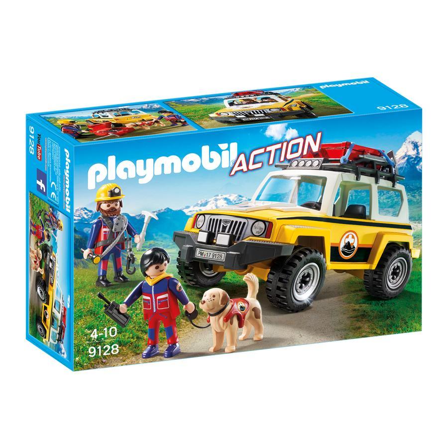 PLAYMOBIL® Action Samochód ratowniczy 9128