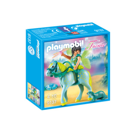 PLAYMOBIL® Fairies Wasserfee mit Pferd Aquarius 9137