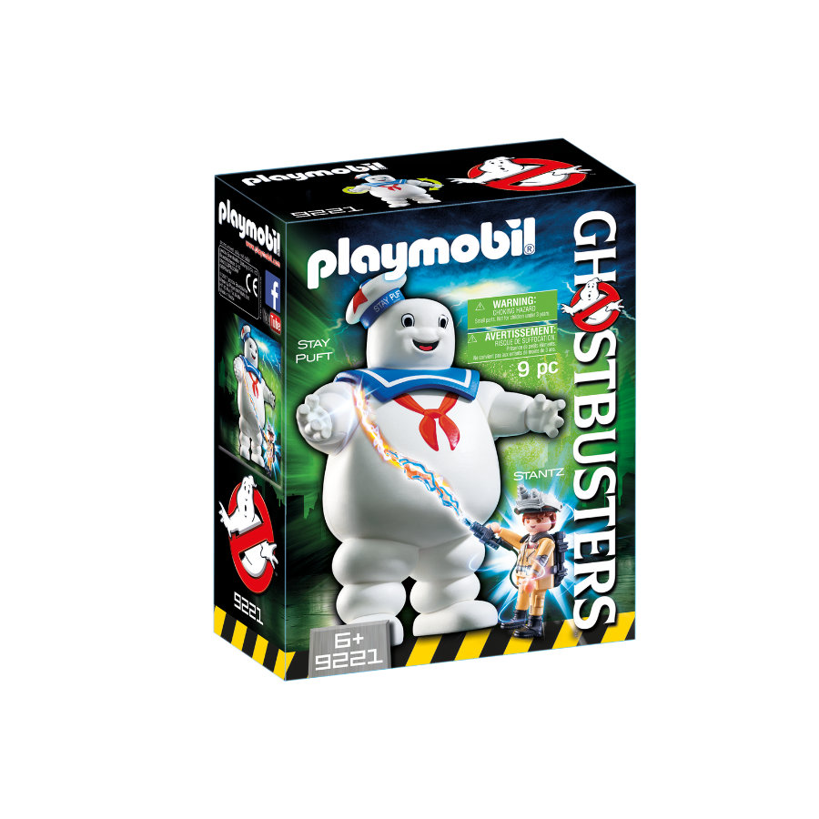 PLAYMOBIL® Ghostbusters™ Stay Puft Marshmallow Man 9221