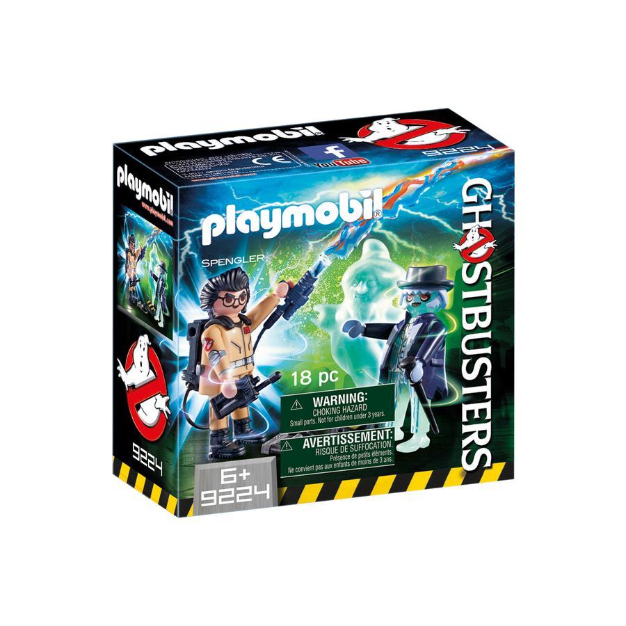PLAYMOBIL® Pogromcy duchów™ Spengler i Duch 9224