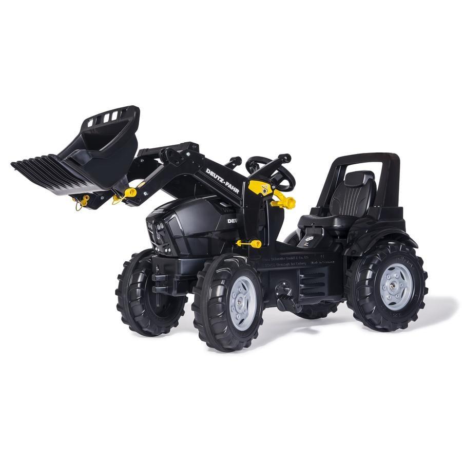 rolly toys rollyFarmtrac Deutz Agrotron 7250 TTV Warrior med rollyTrac frontlæsser 710348