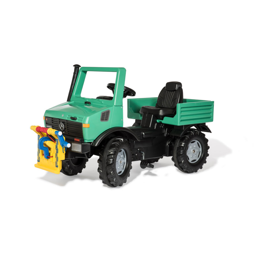 ROLLY TOYS rollyUnimog Bos met Powerwinch