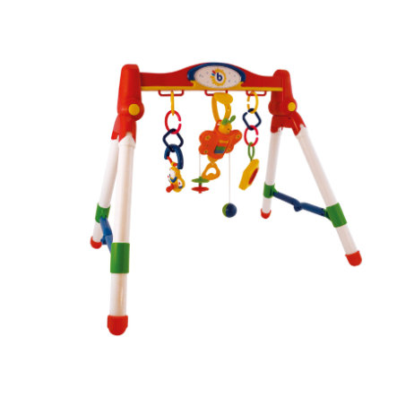 bieco Activity Babygym klappbar