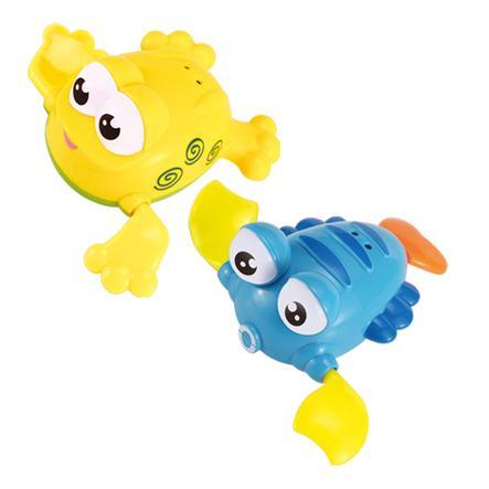 bieco svømmende dyr
