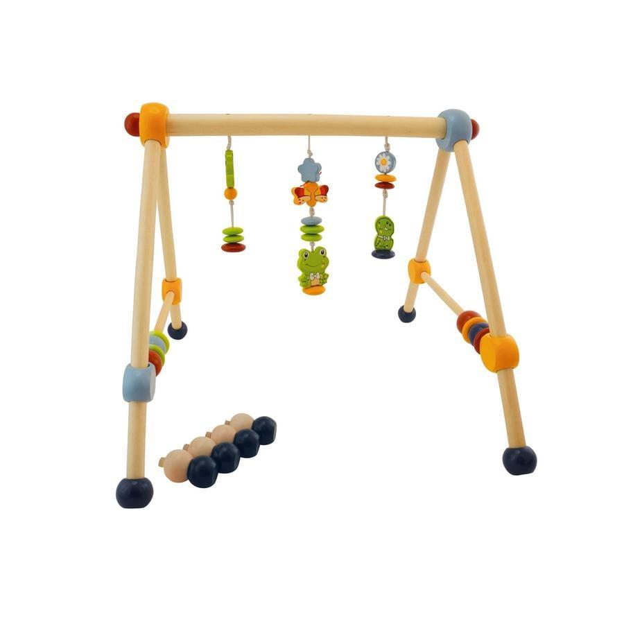bieco Holz Gym Froggy höhenverstellbar