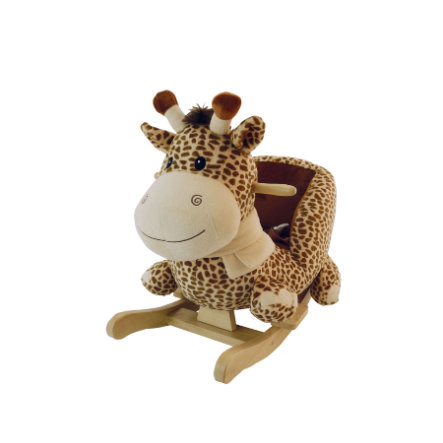 bieco Animal à bascule Girafe