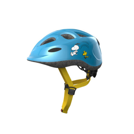 ABUS Kinderhelm Smiley Peanuts sporty blue