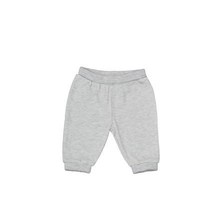 LITTLE Pantaloni Arca Pantaloni a righe grigio