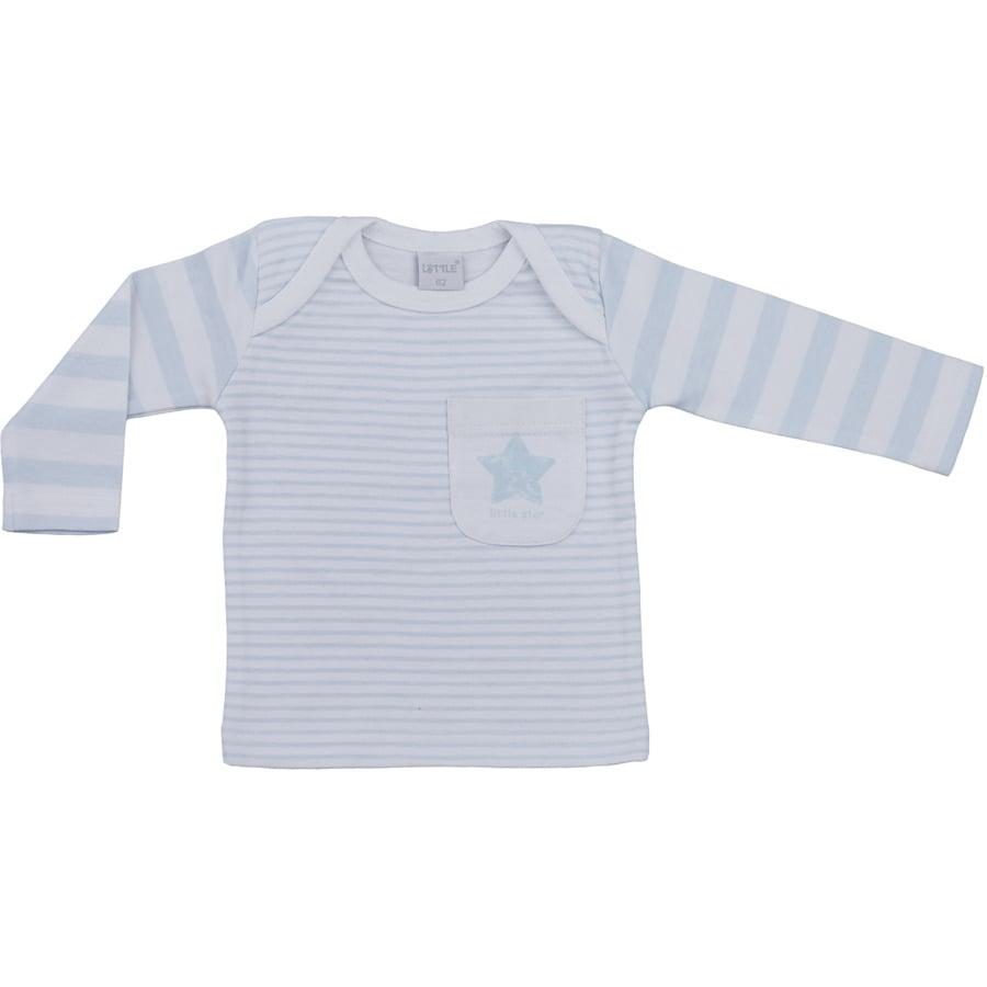 LITTLE Camisa manga larga Nature rayas azules