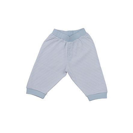 LITTLE Pantalon Nature rayures bleues