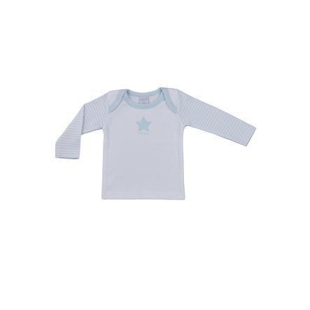 LITTLE Natuur shirt met lange mouwen blauw