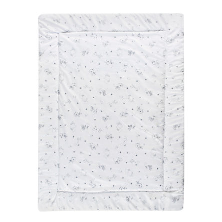 Schardt Hrací deka 100 x 135 cm Tiny Stars bílá