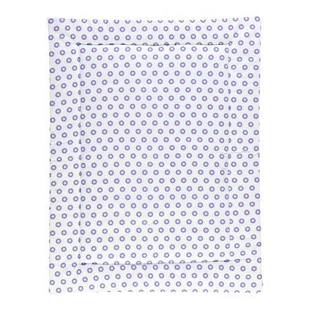 Schardt Aktivitetstæppe  100 x 135 cm Circle Star lilla