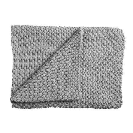 Schardt Copertina a maglia 75 x 100 cm grigio scuro