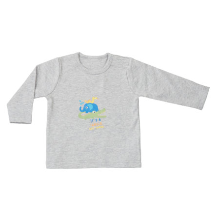 Fabels Camisa manga larga Jungle gris