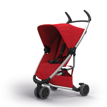 Quinny Buggy Zapp Xpress All red