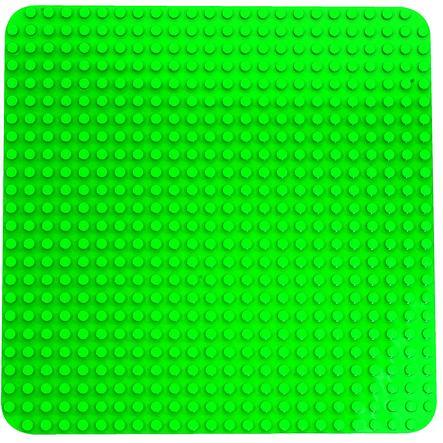 LEGO Duplo Podložka na stavění, zelená 2304