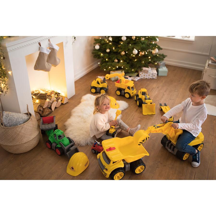 BIG Power Worker Mini Camion-benne