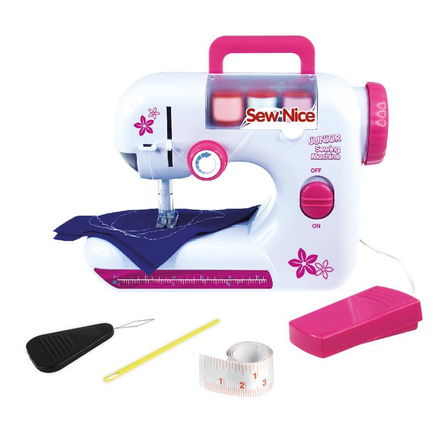 Lena jouet machine coudre for Machine a coudre jouet
