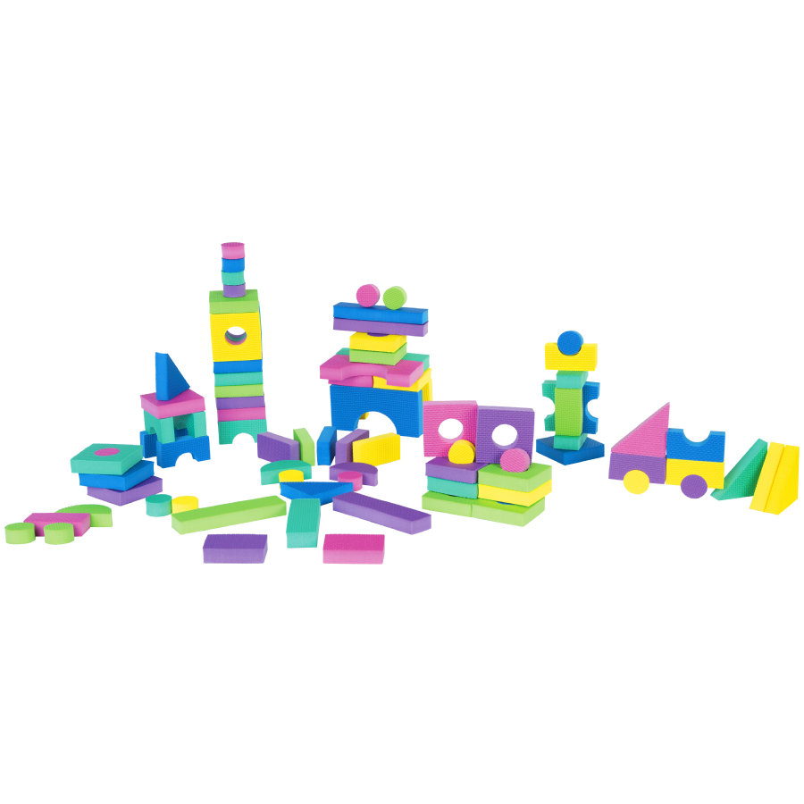 XTREM Toys + Sports - Byggklossar 96 delar