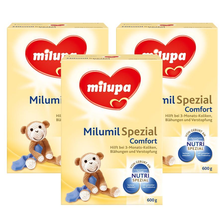 milupa Milumil Spezial Comfort 3 x 600 g