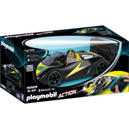 PLAYMOBIL® Action RC-Supersport-Racerbil 9089