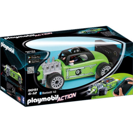 PLAYMOBIL® Action RC Roadster Racer 9091