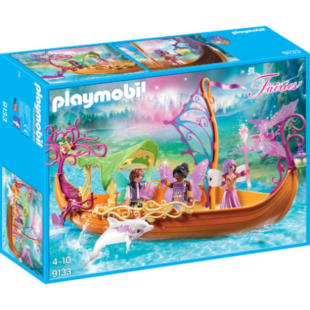 PLAYMOBIL® Fairies Förtrollad älvbåt 9133