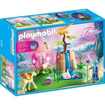 PLAYMOBIL® Fairies Betoverde weide met feeënbabies 9135