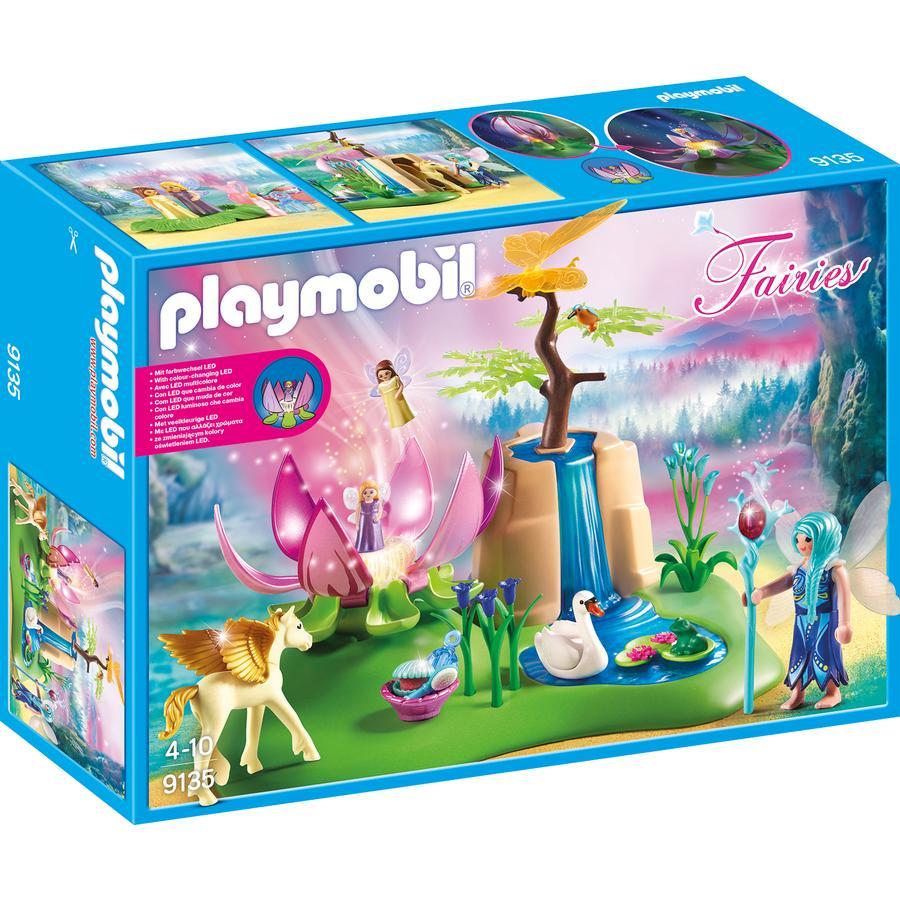 PLAYMOBIL® Fairies Lichter-Blüte der Feenbabys 9135
