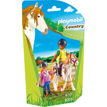 PLAYMOBIL® Country Insegnante di equitazione 9258
