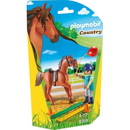 PLAYMOBIL® Country Hesteteterapeut 9259