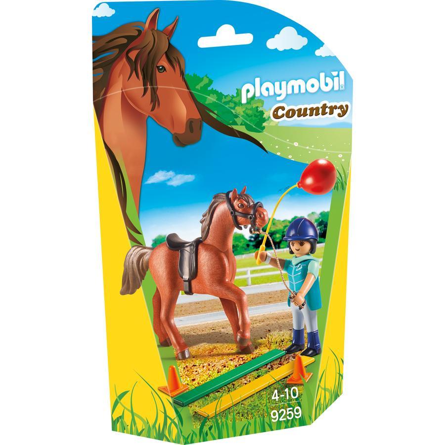 PLAYMOBIL® Country  Pferdetherapeutin 9259 -