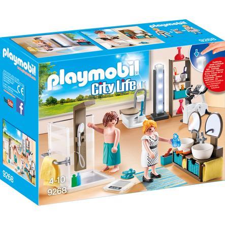 PLAYMOBIL® City Life Badeværelse 9268