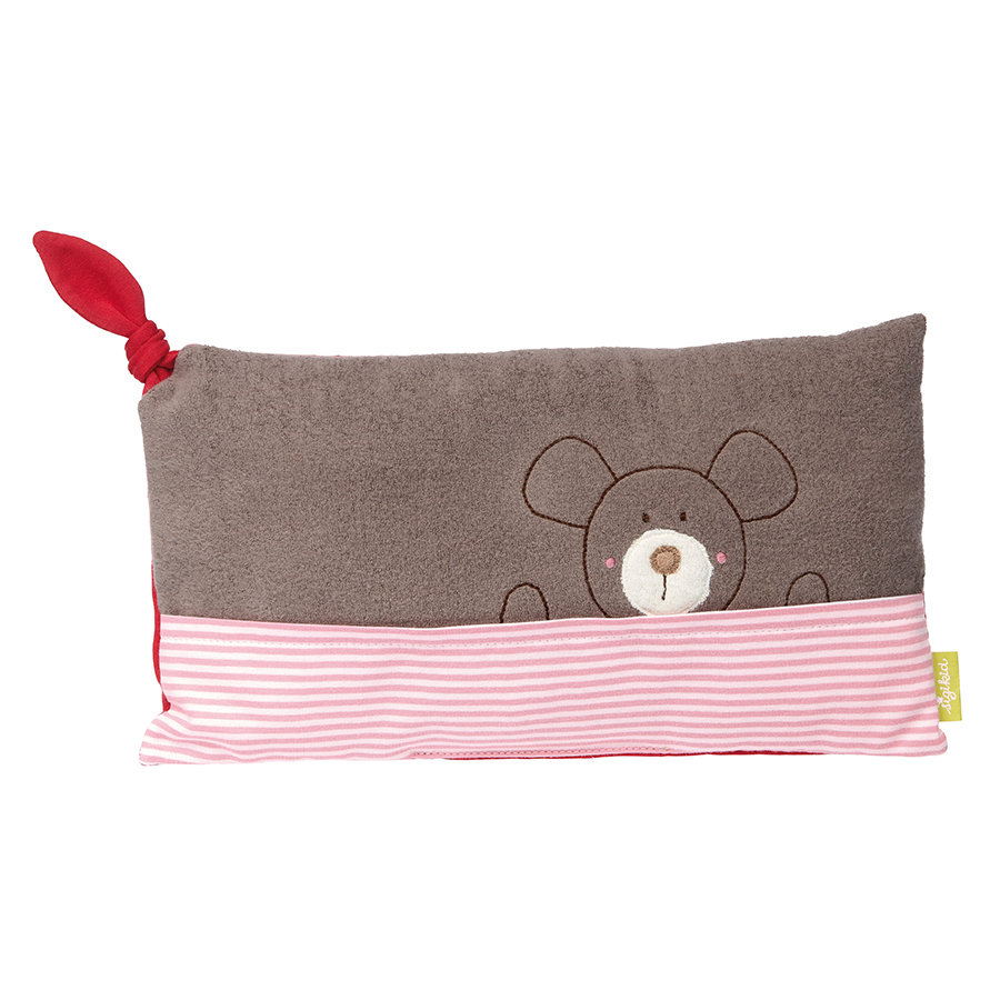 sigikid® Kuschelkissen Maus Green Collection