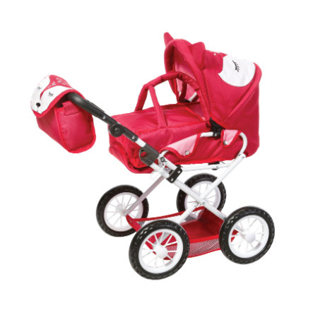 knorr® toys Poppenwagen combi Ruby - Fox