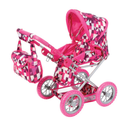 knorr® toys Puppenkombi Ruby - Crazy Squares