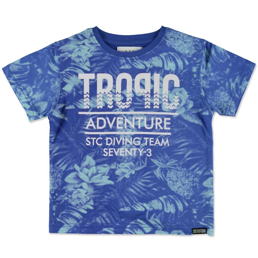 STACCATO Boys T-Shirt królewski tropik