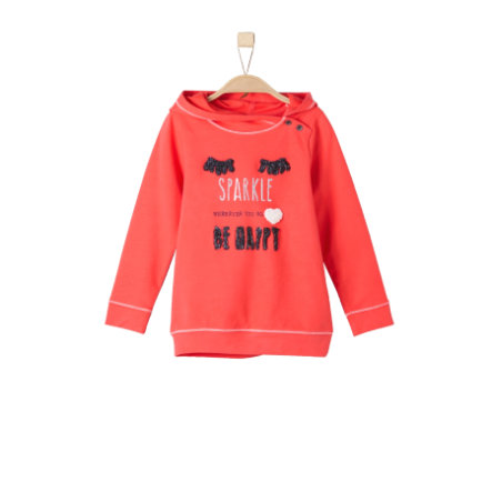 s.Oliver Girl s Sweatshirt rouge clair